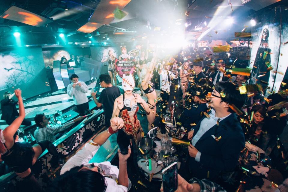 六本木party on tokyo
